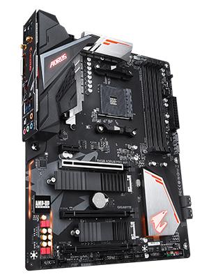 B450, motherboard, amd, ryzen, atx, gaming, aorus, gigabyte, computer, pc