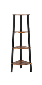 Amazon.com: VASAGLE Industrial Coat Rack, Coat Stand with 3 ...