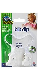 bib clip
