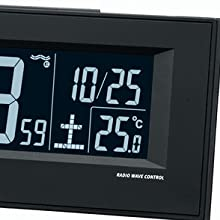 カレンダー・温度