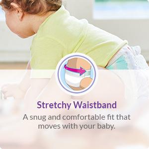 Stretchy Waistband