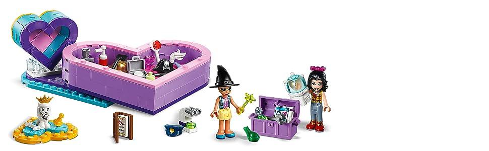 LEGO, Friends, toy, box