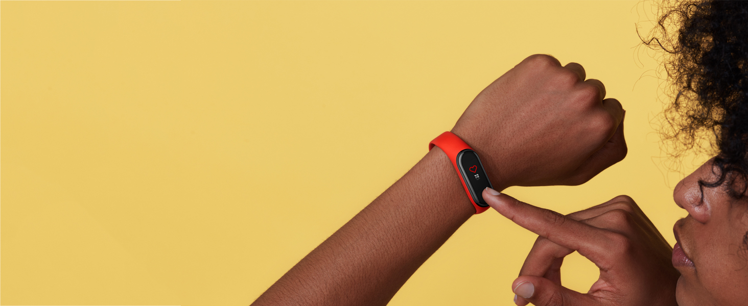 Heart rate monitoring, 24/7 heart rate tracking