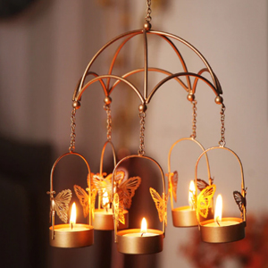 Tea-light for home decor
