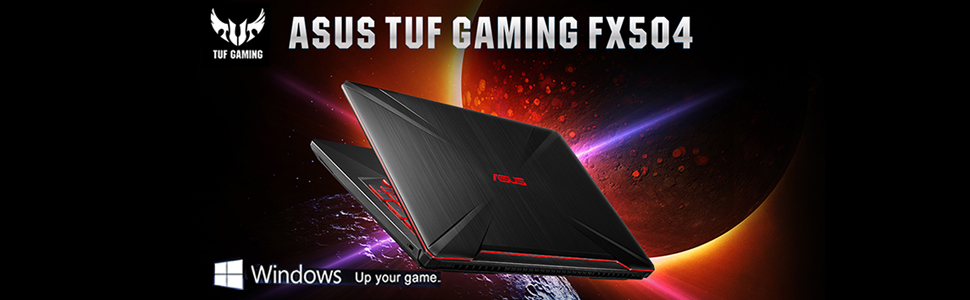 TUF GAMING FX504