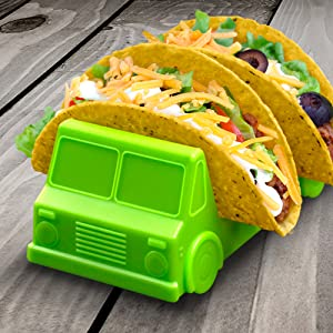 taco, truck, taco holder, mexican, kitchen, gadget, taco, fred