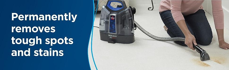 portable carpet cleaner, carpet shampooer, carpet cleaner, pet mess, deep cleaner, proheat