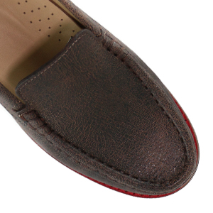 Loafer, moccasin, Leather, Comfort, Handcrafted, Marc Joseph, New York, MJNY