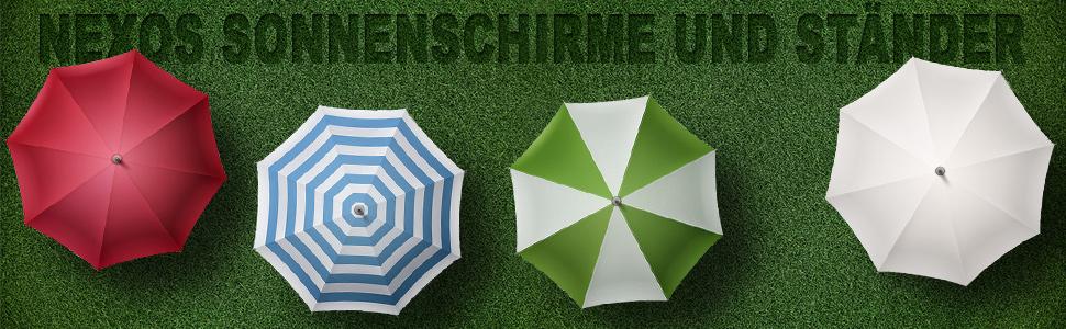 Ständer Sonnenschirmständer Schirmständer Gewicht Fuß Sockel Schirmsockel