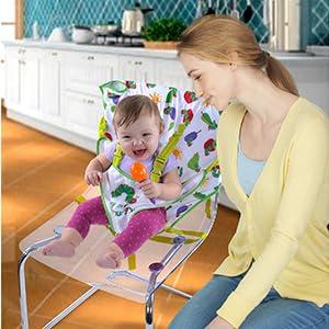 Amazon.com: Eric Carle Viaje Bebé Arnés silla asiento ...