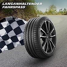 Michelin Pilot Sport 4s El Fsl 325 30r19 Sommerreifen Auto