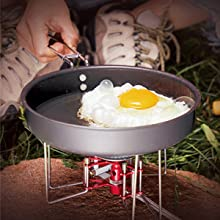 hiking cookware