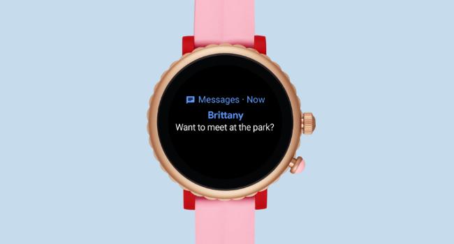 Kate Spade Smart Watch