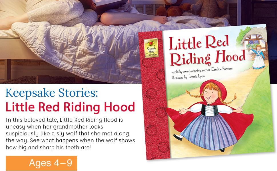 Keepsake Story: Little Red Riding Hood