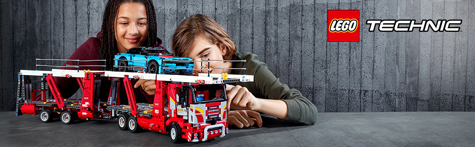 LEGO Technic Car Transporter