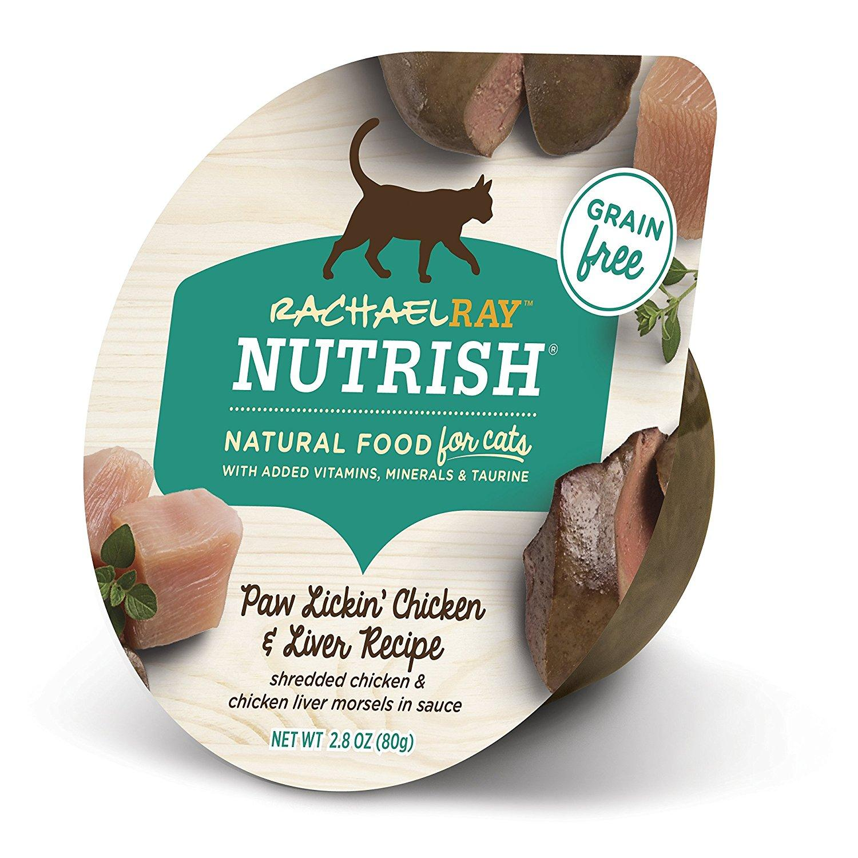 Rachael Ray Nutrish Natural Wet Cat Food Chicken Purrcata