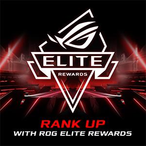 Asus rog Republic of Gamers Elite Rewards