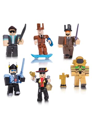 Roblox Legends of Roblox Six Figure Pack