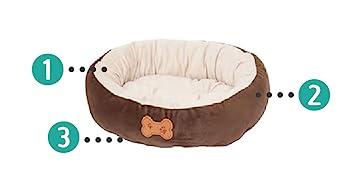 aspen pet bed cuddler