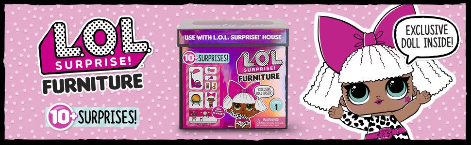 LOL Furniture Pack
