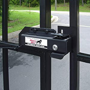 Automatic Gate Lock Fm143 For Mighty Mule Automatic Gate