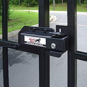 MEA2 NICE AUTOMATIZATION GATE LOCK