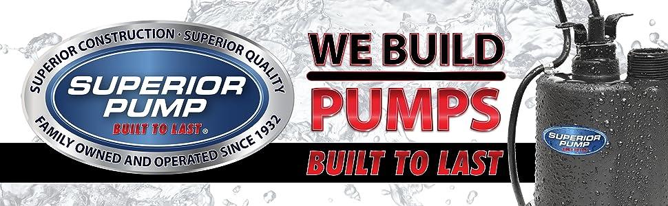 Superior Pump - We Build Pumps - 92250