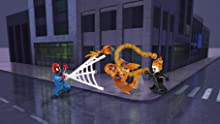 Spider-Man, Hobgoblin, and Ghost Rider