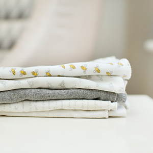 Burt's Bees Baby Organic Cotton Burp Cloths Bibs Clothing Accessories Drool Rag Cloth Diaper Changin
