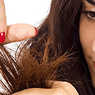 Repair split ends
