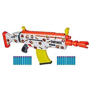 durrr burger; nerf fortnite gun; nerf elite gun; assault rifle; legendary; battle royale