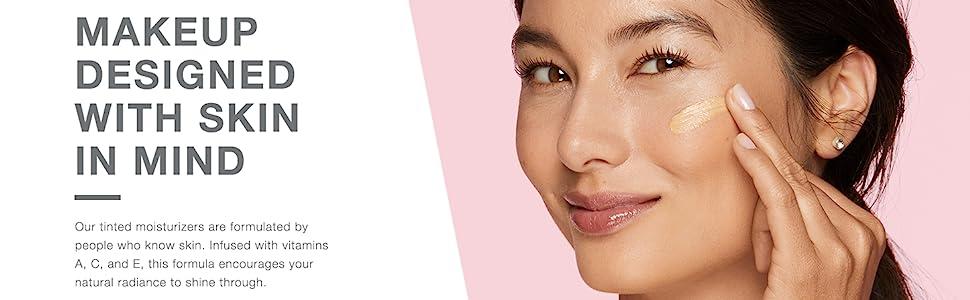 Neutogena makeup fueled by skincare