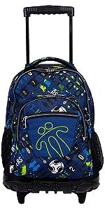 ... mochilas escolares, mochilas con ruedas ...