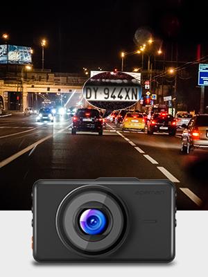 apeman in car dash cam 1080p fhd dvr car driving amazon. Black Bedroom Furniture Sets. Home Design Ideas