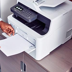 flexible paper handling