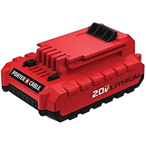 Porter Cable Pcck614l4 20v Max Lithium Ion 4 Tool Combo