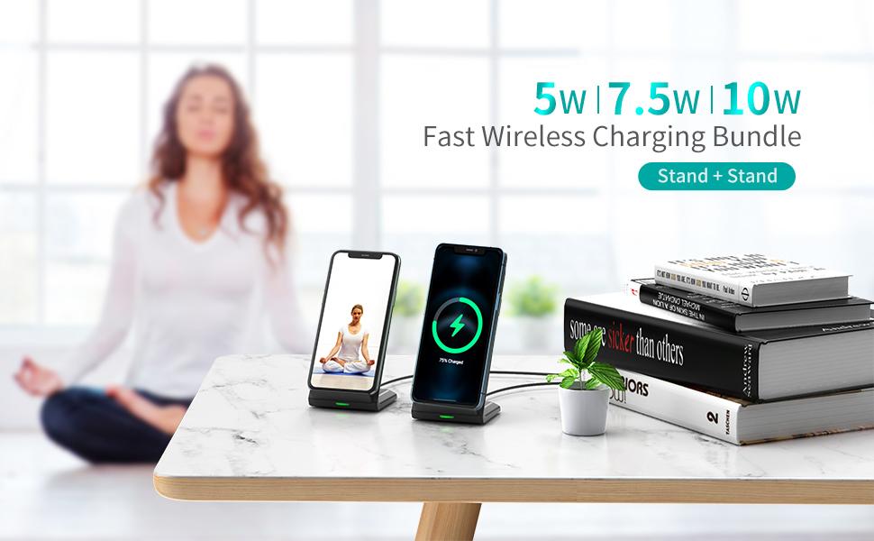 Fast Wireless Charging Bundle