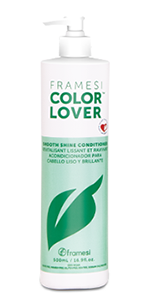 Framesi Color Lover Smooth Shine Conditioner, Creating smooth and sleek hair, eliminating fly-aways