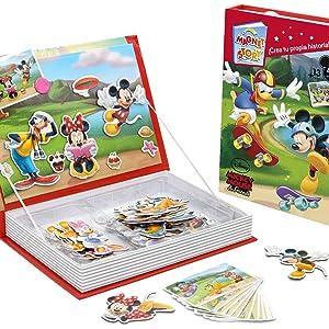 Falomir Magnet Story Disney Classic, Juego de Mesa, Infantil, Multicolor (1): Amazon.es: Juguetes y juegos