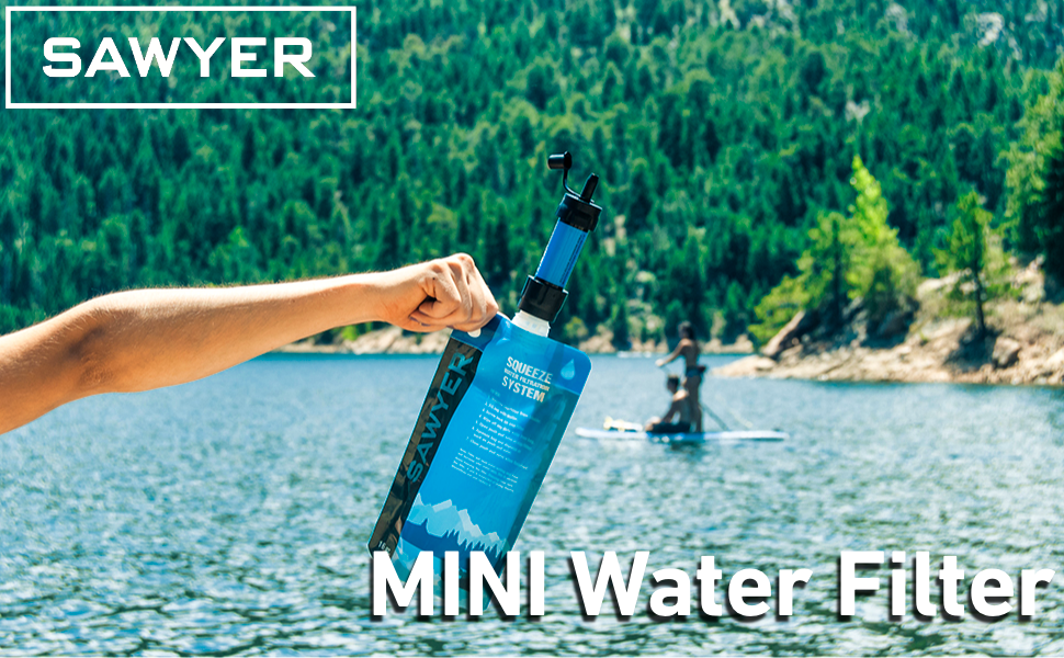 Sawyer MINI 0.1 Micron Water Filter