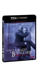 Come ti ammazzo il bodyguard Blu-Ray 4K