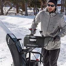 Briggs and Stratton Snow BlowerEngine Repair Aurora and Denver