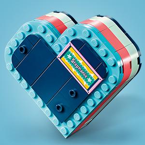 LEGO Friends - Caja Corazón de Verano de Stephanie, Juguete con Mini Muñeca Creativo de Colores para Construir para Niñas y Niños de 6 Años o más (41386): Amazon.es: Juguetes y juegos
