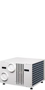 Amazon Com Climateright 2 500 Btu Portable Air