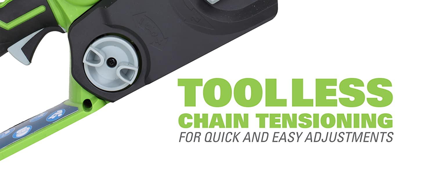 chain tensioning