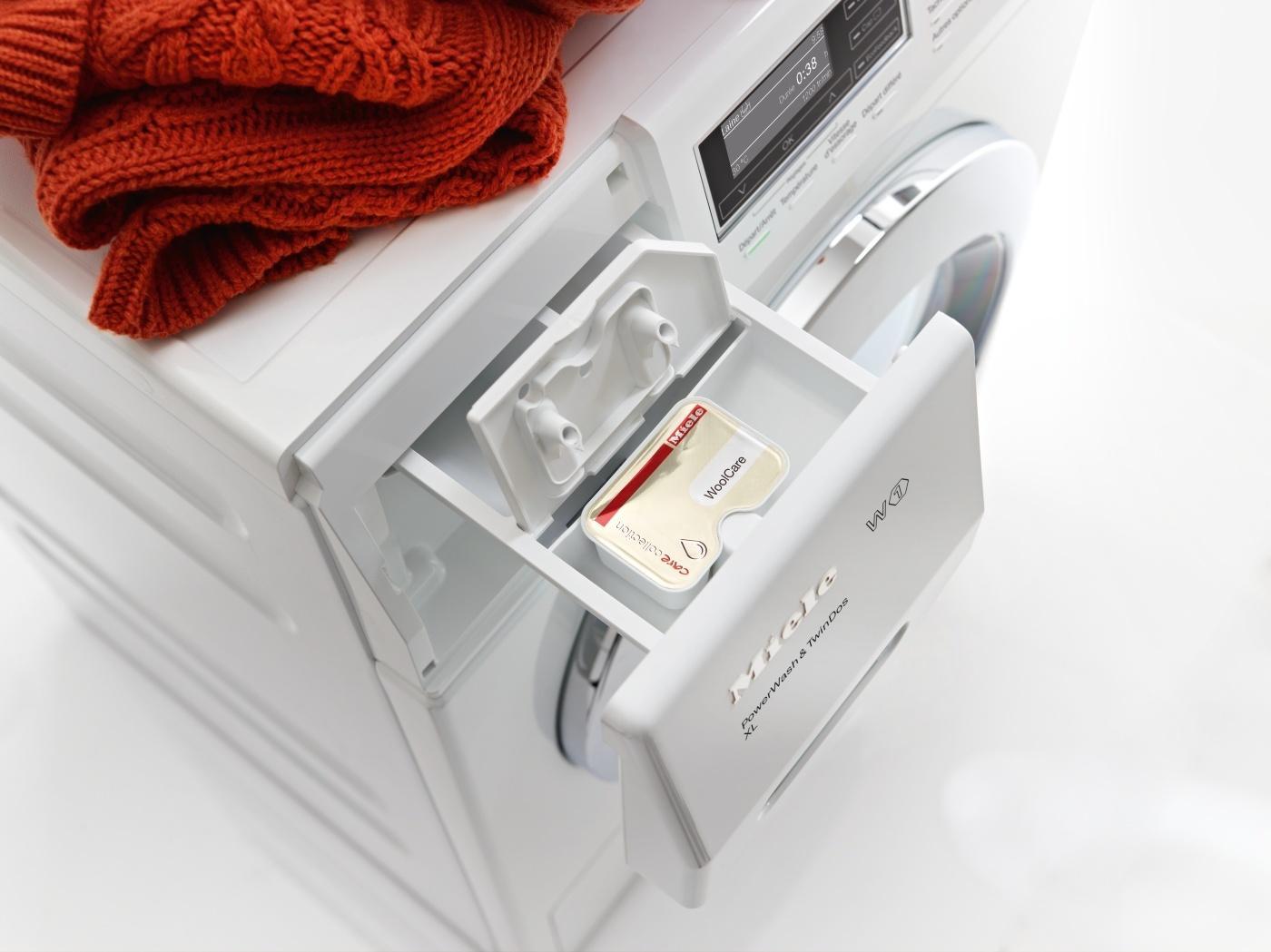 miele wdb 005 wcs waschmaschine mit h chster energieeffizienzklasse a 175 kwh jahr. Black Bedroom Furniture Sets. Home Design Ideas