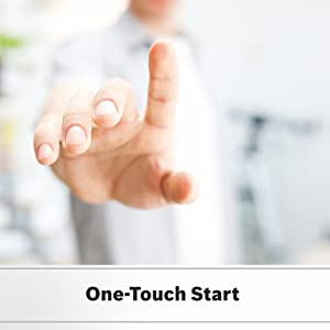One touch start