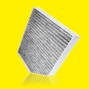 Innenraumluft MANN-FILTER CUK 2680 passend für CITROËN 1 Filter