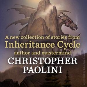 Paolini Eragon Alagaesia Inheritance teen YA fantasy Young adult