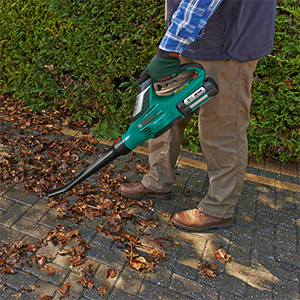 Ozito;cordless leaf blower;diy;ryobi;leaf collector;garden vacuum cleaner;garden vacuum;06008A0401